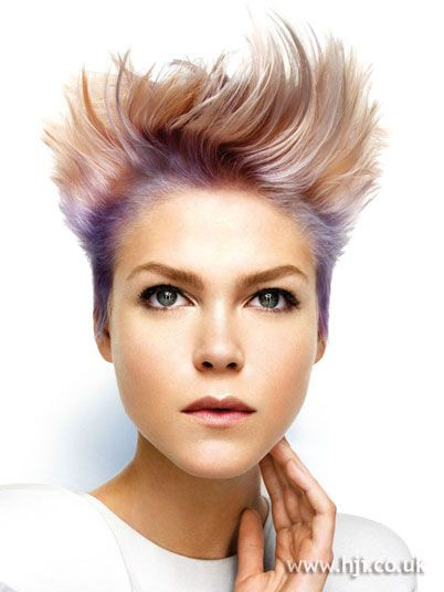 crazy punk hairstyles hair