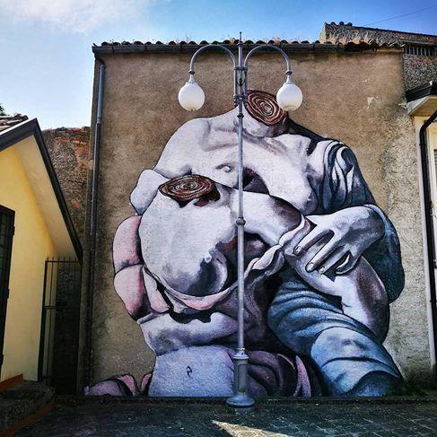 Carlos Atoche in Bonito, Italy, 2017