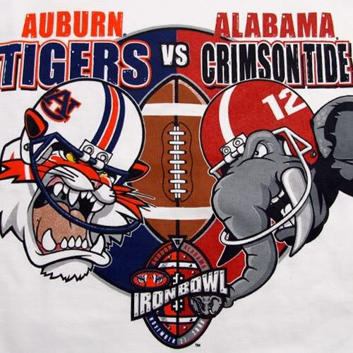 Alabama vs Auburn Rivalry | The Kentucky Wildcat / Louisville Cardinal rivalry is the top rivalry ...