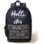 Hollister Printed Nylon Backpack