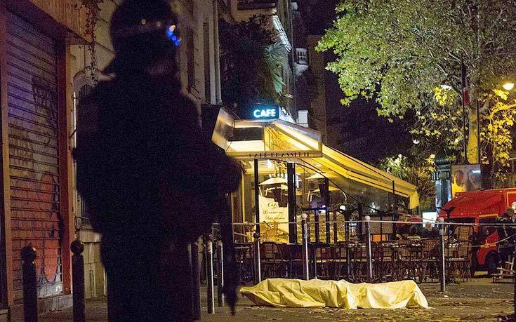 In pictures: Paris terror attacks
