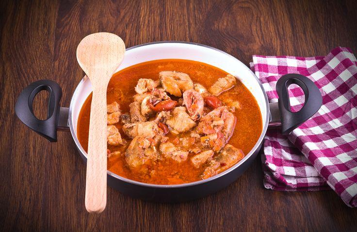 Przepis na zupę rybną na sposób śródziemnomorski