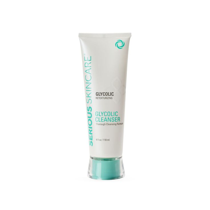 Serious Skincare Glycolic Cleanser - 4 oz., Multicolor
