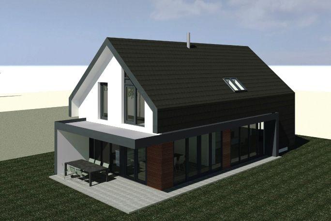 Nieuwbouw schuurwoning | Aalsmeer - AL architectuur