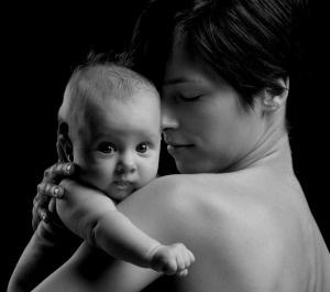 Caro & Mommy