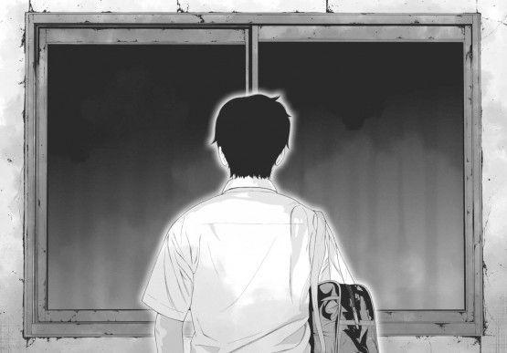 Man in the Window  T1 par Anajiro et Masatoki Cest lhistoire de Shuhei un écolier rêvant dentrer à Todai: la prestigieuse université publique japonaise. Pourtant il est mauvais en tout: sa scolarité est loin dêtre exemplaire et il va vite découvrir que ses rêves ne vont sûrement pas se réaliser. Un beau jour il est amené à se rendre devant la fenêtre dun appartement dans une ruelle sombre. Loin du tumulte de la ville derrière cette ouverture il va découvrir le futur: son futur. Derrière ce…