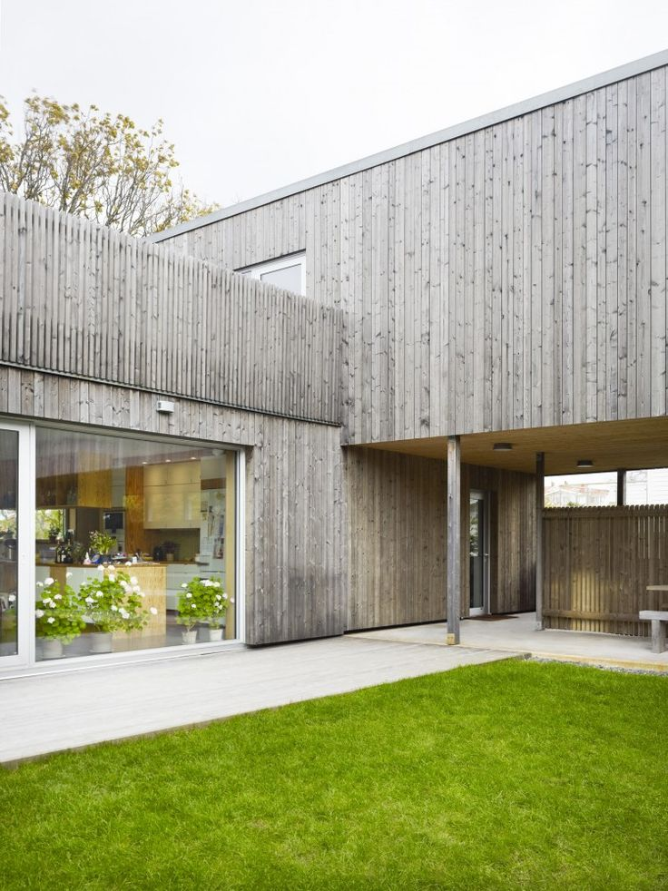 Wood House / UNIT Arkitektur AB