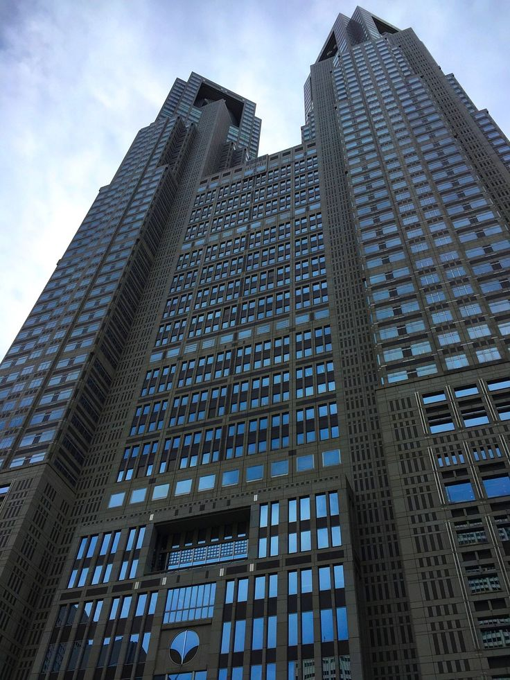 "The Tokyo Metropolitan Building in Shinjuku provides the best ""free"" views of Tokyo!"