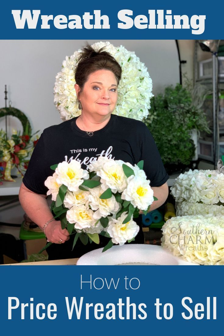 How To Price Wreaths To Sell for Profit One questi…