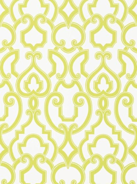 Knight Moves: Thibauts Wonderful World of Wallpaper and Fabric