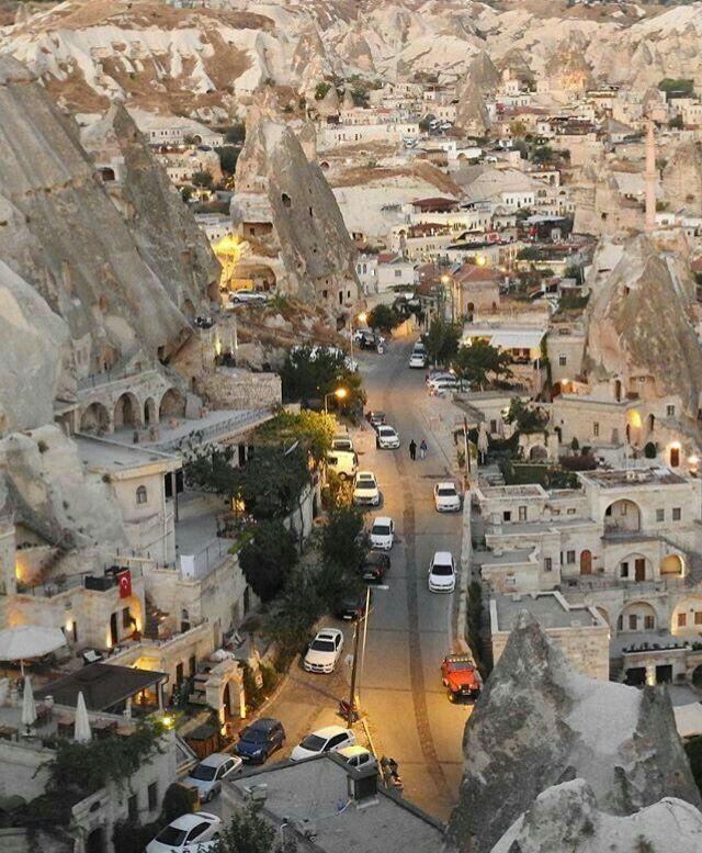 Kapadokya Ürgüp-Göreme/Nevşehir