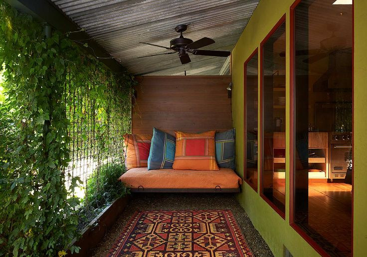 Screened In Porch Decorating Ideas Plants