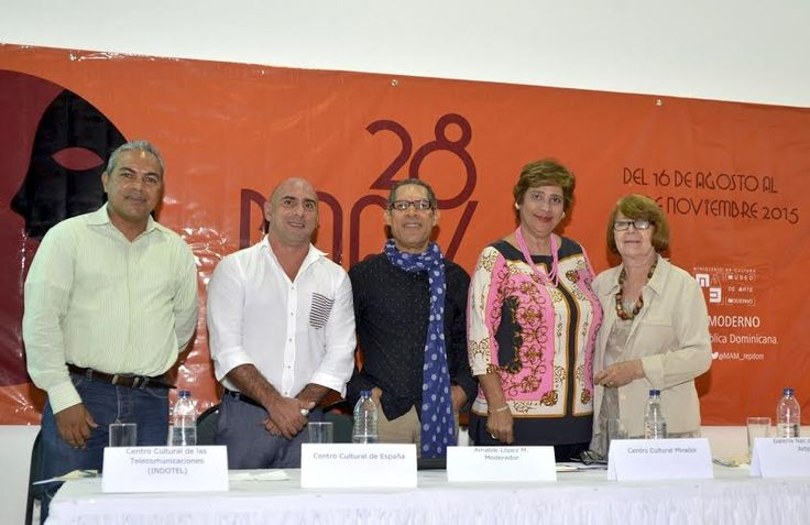 El programa de eventos lúdicos y teóricos de la 28 Bienal se desarrollará todos los viernes en el auditorio y la explanada del Museo de Arte Moderno (MAM). El Ministerio de Cultura, en coordinación con el Museo de Arte Moderno (MAM) y el Comité Organizador de la 28 º Bienal Nacional de Artes Visuales 2015,…