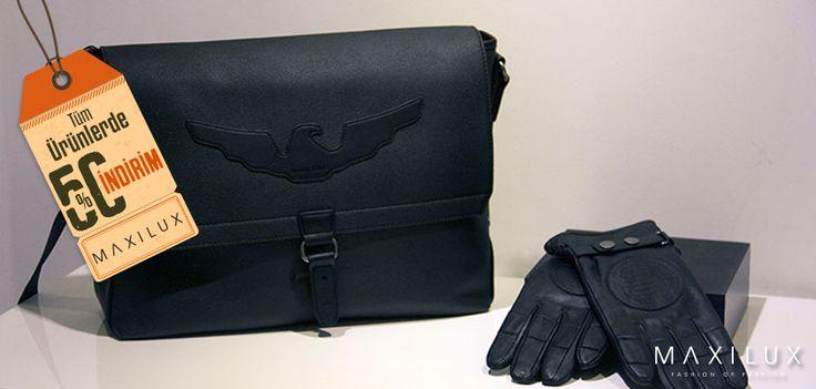 ''Mutlaka siyah!'' diyenler için asi ve şık Dünya markaları ürünler mağazamızda! #Maxilux #Giyim #Moda #Marka #Çanta #Fashion #Brand #Bag #AJ http://www.maxilux.com.tr/