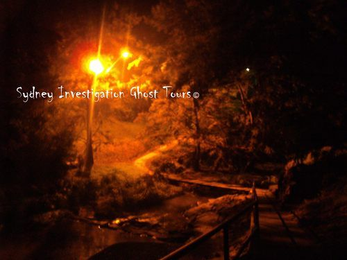 Sydney Investigation Ghost Tours