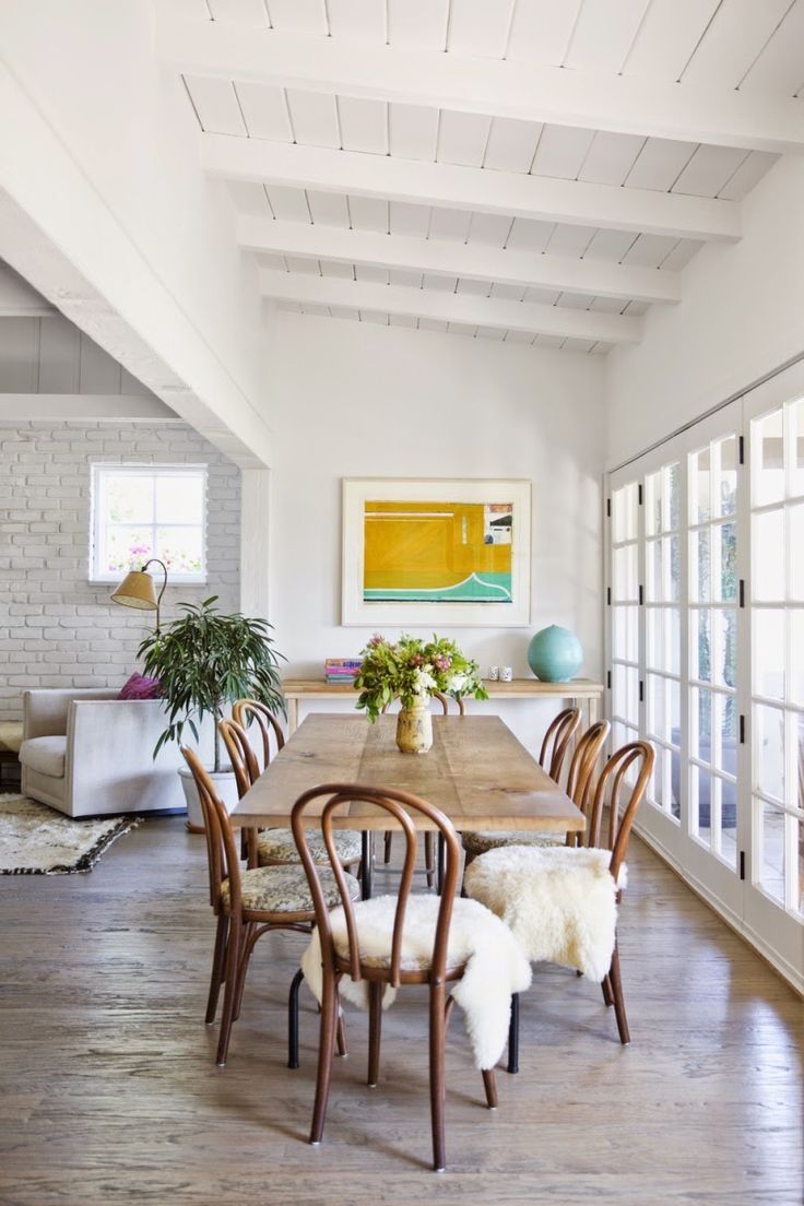 Home interior design dining room  best din din dining images on pinterest  dining room dining