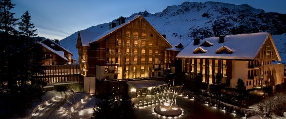 Chedi Andermatt Is A 5-Star Paradise In The Swiss Alps