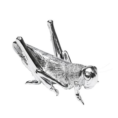Locust figurine chrome