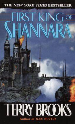 Shannara Reading Order | First King of Shannara (Shannara Series) by Terry Brooks ...