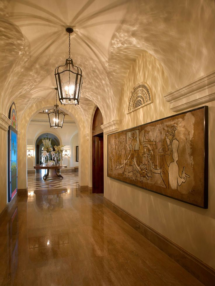 A Gallery Like Hallway Let Your Art Speak For Themselves