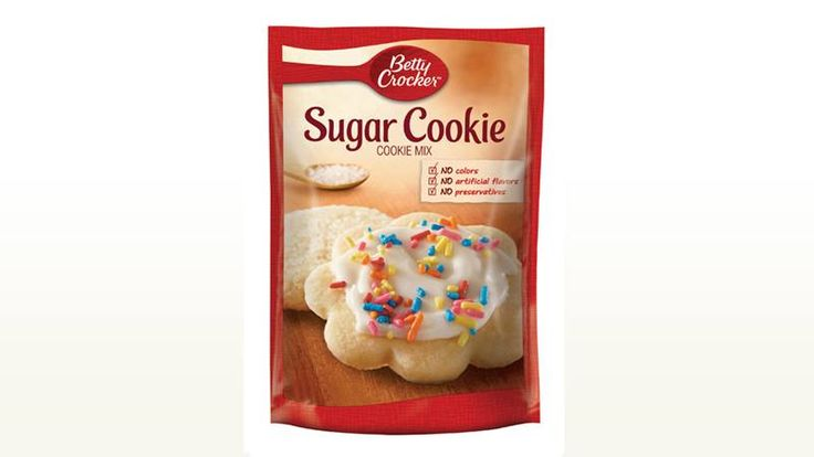 Betty Crocker Sugar Cookie Mix Pouch<br/>1 lb 1.5 oz