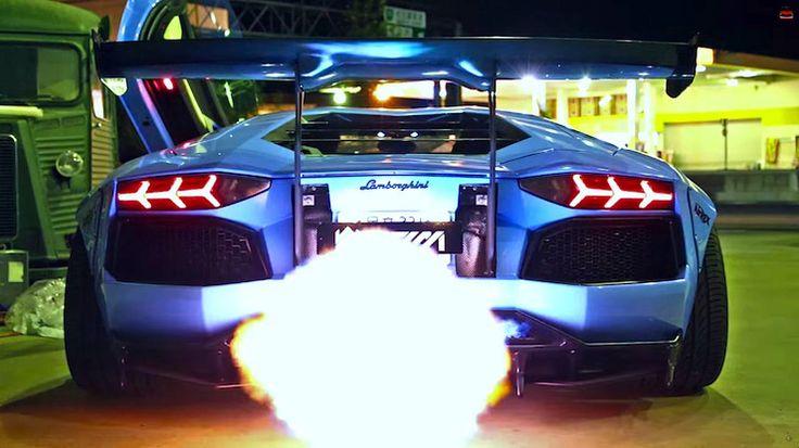 Liberty Walk Lamborghini Aventador | TractionLife.com