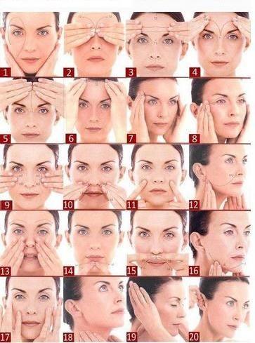 Ginástica Facial 4