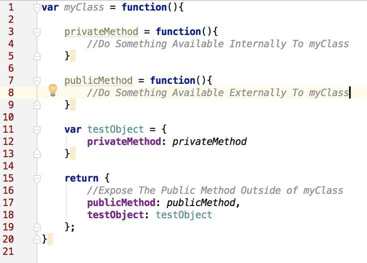 unit testing private methods in javascript design web design ledger