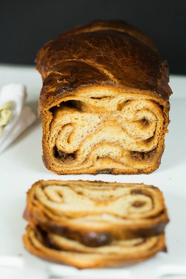 Cinnamon Babka by @Michelle (Brown Eyed Baker) :: www.browneyedbaker.com