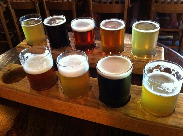 Grizzly Peak Brewing Company, Ann Arbor, Michigan — by Holly Baker. Mmm