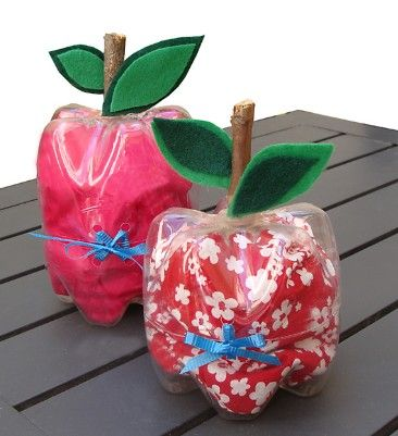 Craft Ideas  Plastic Bottles on Water Bottle Craft Ideas    Handmade Website