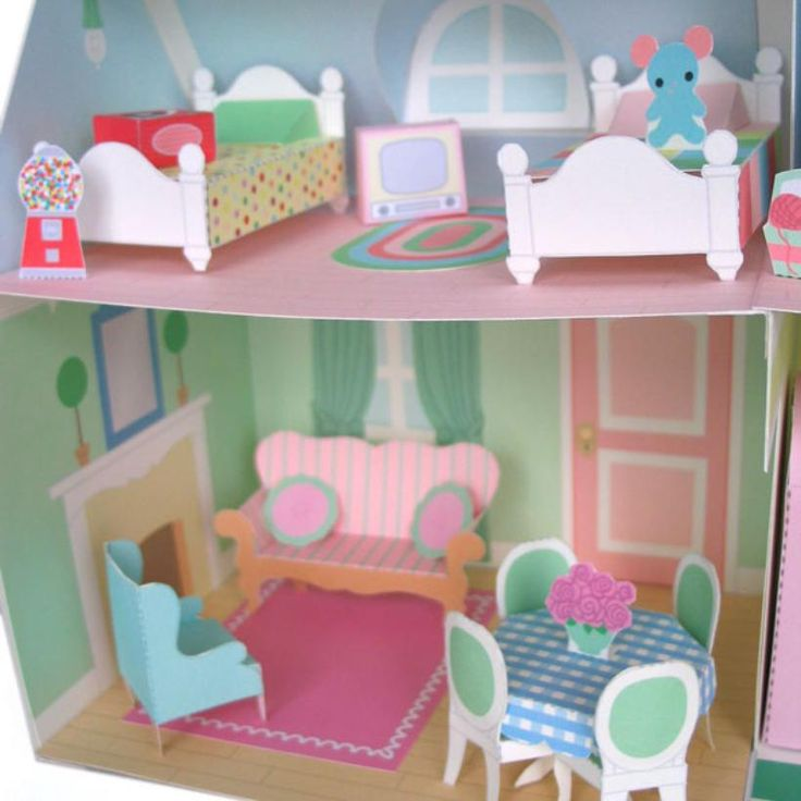 dollhouse furniture 93 best Dollhouse images on