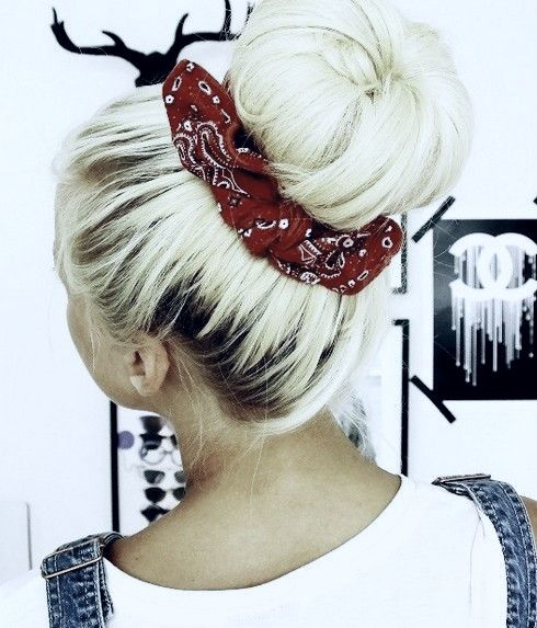 bandana styles for hair 26 best images about easter hairstyle looks amp ideas for 1284