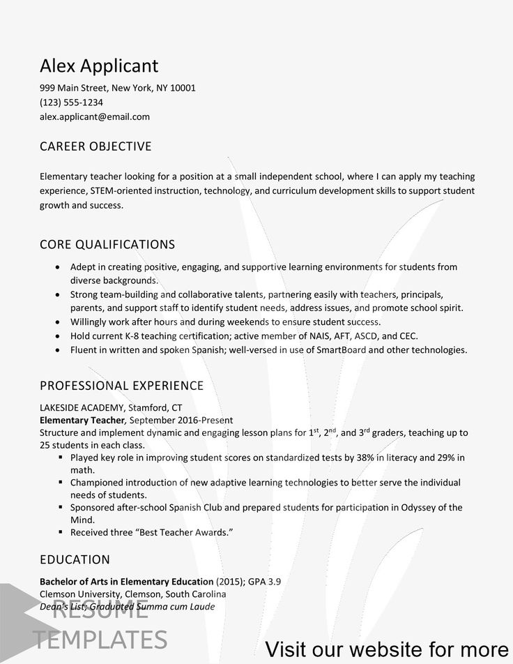 free resume builder with photo Best in 2020 Resume cover