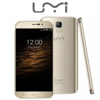 "UMI ROME Χ 5.5"" 4Πύρηνο 3G 1GB RAM (8GB)(Χρυσό) Ανάλυση Οθόνης:1280X720 Δείκτης Ακτινοβολίας SAR:- Εμπρός Κάμερα:2MP Εσωτερική Μνήμη:8GB Κάρτες Sim:2 - Dual Sim Λειτουργικό:Android 5.1 Lolipop Μέγεθος Οθόνης:5.5"" Μνήμη Ram:1GB Πίσω Κάμερα:8MP Πυρήνες Επεξεργαστή:4 Ταχύτητα Επεξεργαστή:1.3Ghz Φλας:Ναι"