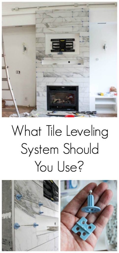 A review of the ATR Tile Leveling Alignment System. Which tile leveling system should you use for vertical tile placement, like showers, fireplaces, and walls.