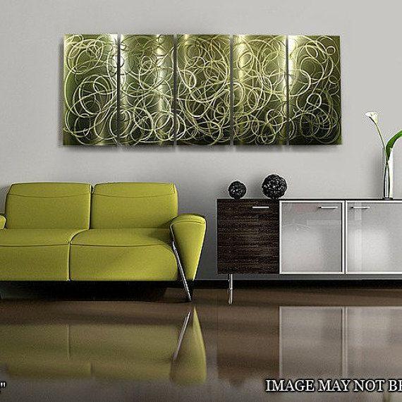 Best 25+ Modern metal wall art ideas on Pinterest | Contemporary ...