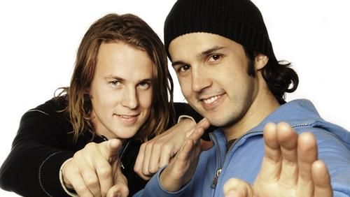 Ylvis - these guys though