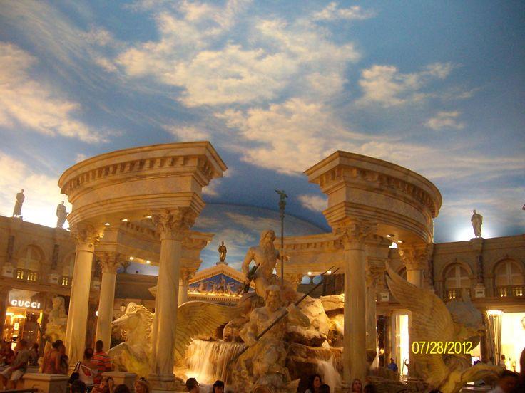 Cesar's Palace, Las Vegas