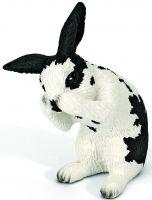 Schleich 13698 - Rabbit, grooming