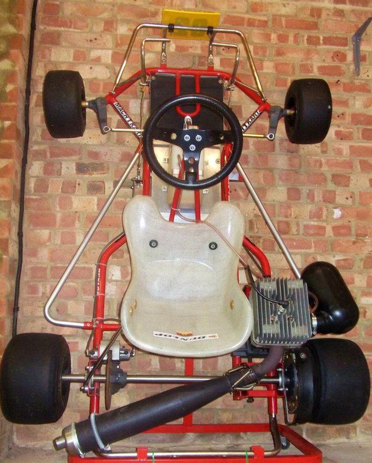 642 best Ruedas images on Pinterest   Go kart, Go karts and Kart racing