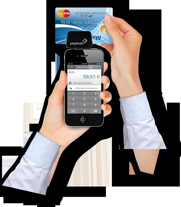 Mobile Kartenzahlung über Smartphone & Tablet | payleven.de