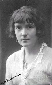 """The more you are motivated by love, the more fearless and free your actions will be."" -- Katherine Mansfield"