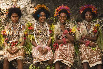 PNG Girls
