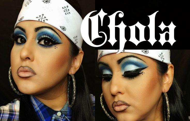 Chola Makeup Tutorial 2015