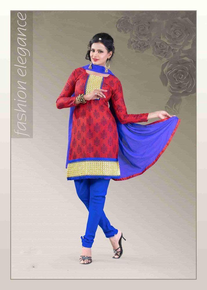 Buy 1 Get 1 Free Pakistani Anarkali Indian Salwar Kameez Designer Suit Dress New #Tanishifashion