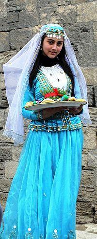 National costume of Azerbaijan - Wikipedia, the free encyclopedia