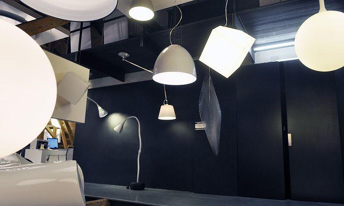 DesignMagazin.cz – Artemide otevřelo showroom plný nových světel