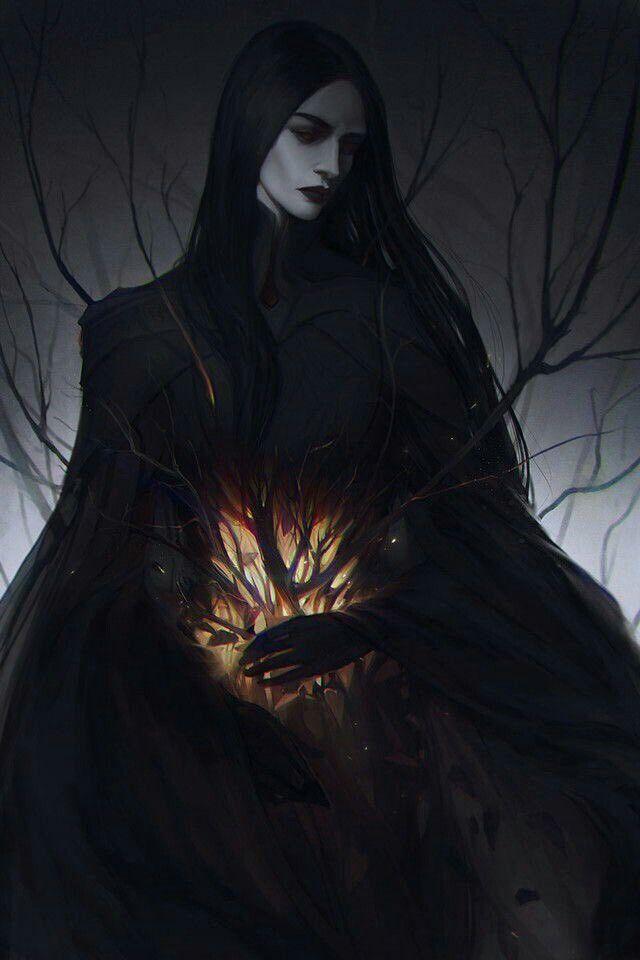 ведьма тьма картинки своим уникальным