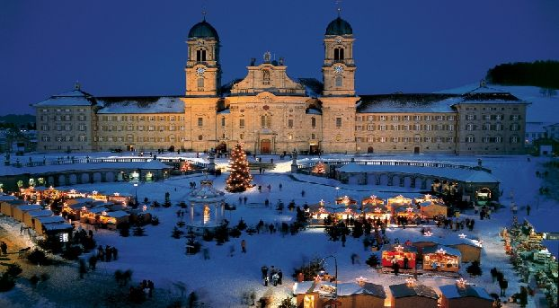 Advent markets in Switzerland